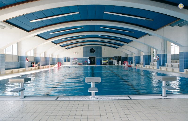 Infrastructures de sport mamer for Bertrange piscine